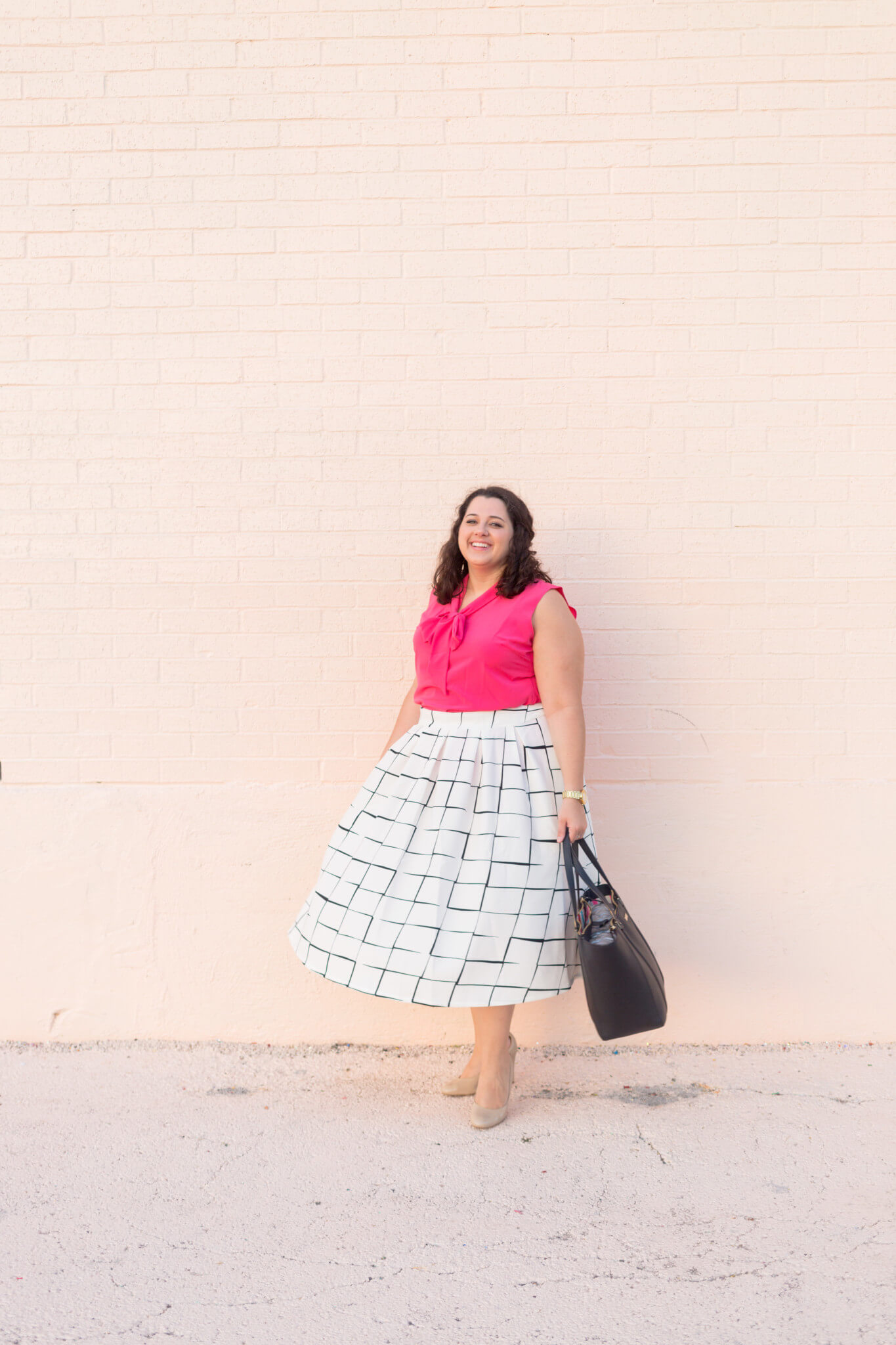 The Fashion Freedom Campaign with Society+ is amazing and I am honored to be an amabassor for breaking all of society's rule for curvy lades! Join in with us and break up with those fashion rules - Something Gold, Something Blue curvy fashion blog by Emily Bastedo