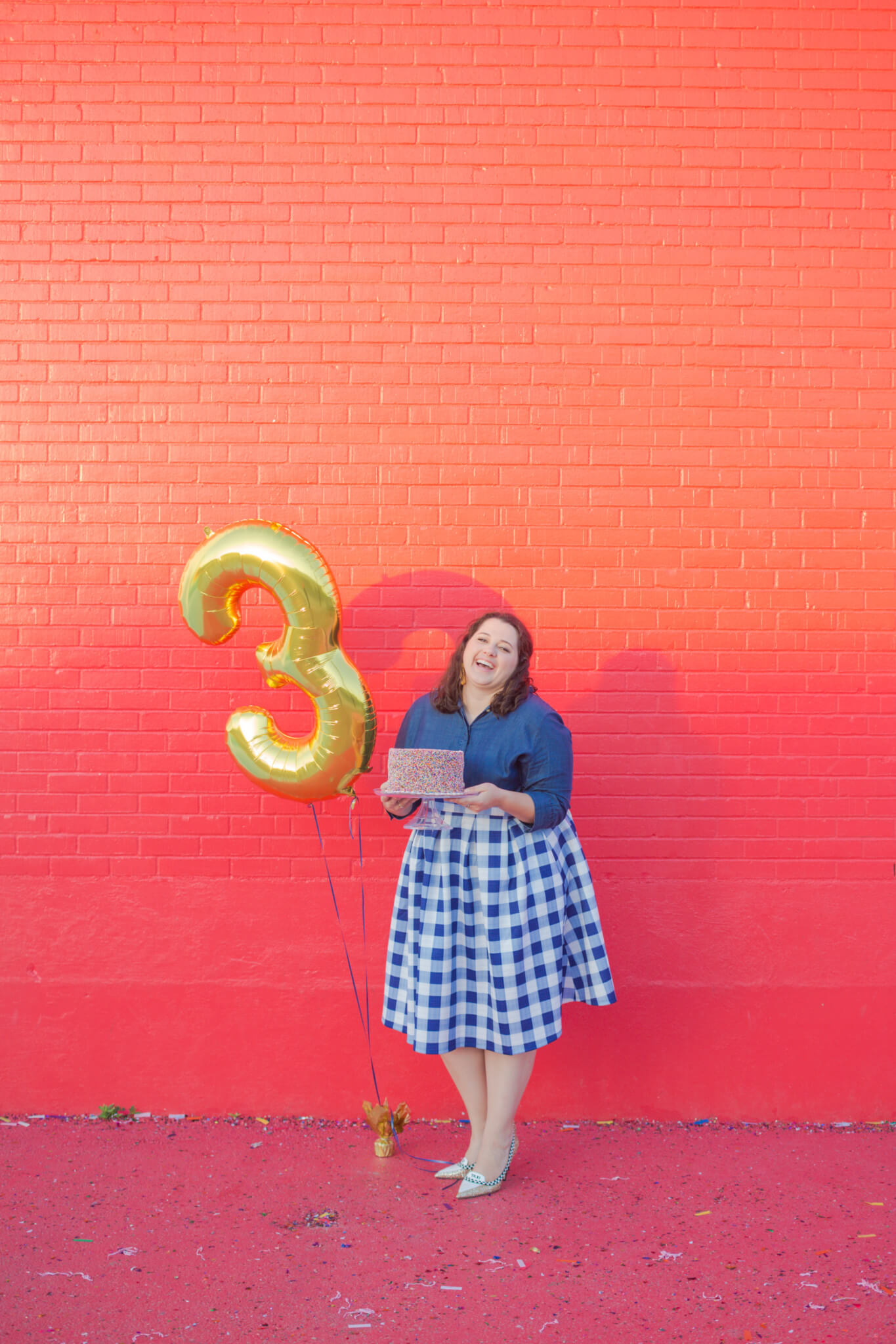 Thank you for this amazing journey, SGSB! | Something Gold, Something Blue a curvy fashion blog by Emily Bastedo