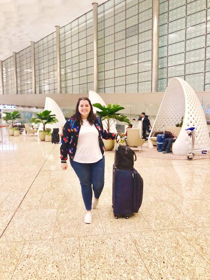 Travel Tuesday: What I Wore in Hong Kong and India
