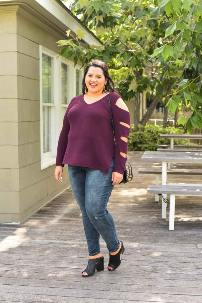 Wit & Wisdom Jeans are perfect for the modern plus size woman looking to feel comfortable all day and look chic