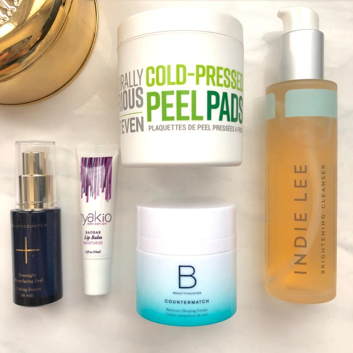 Exploring Better Skincare Products
