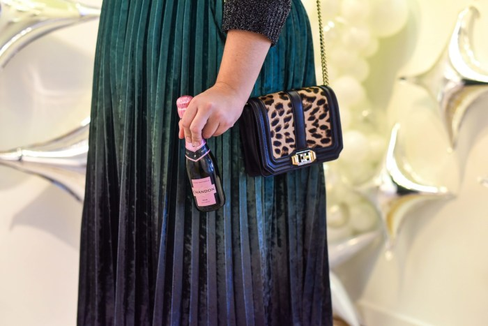 Small leopard purse makes a great accessory for new year's eve 2018