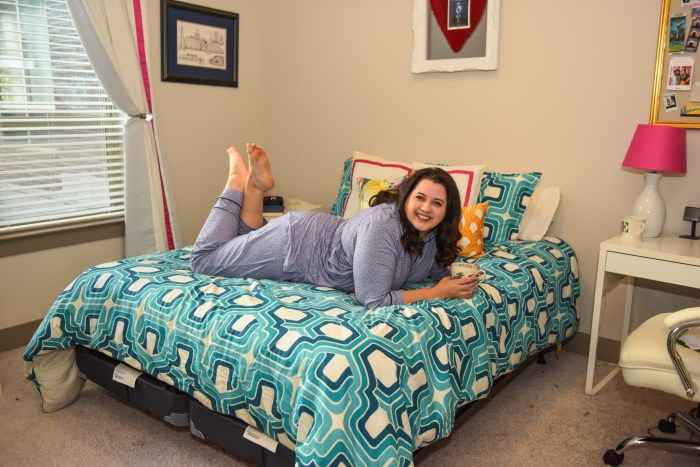 Big Fig mattress made specifically for those with bigger figures