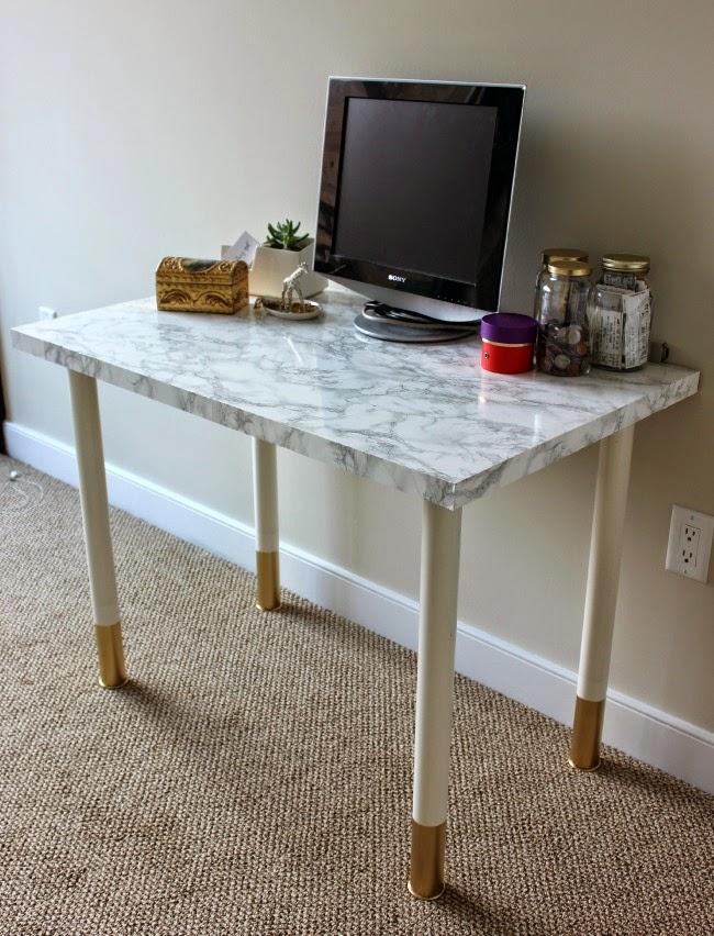 Easy Peasy Desk Diy Something Goodsomething Good
