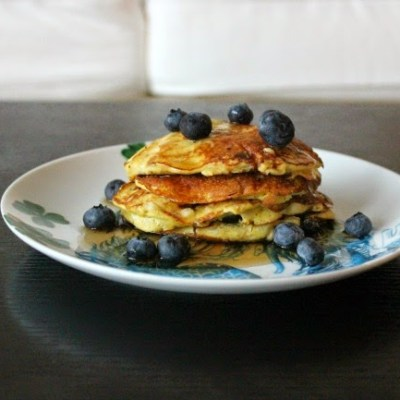 2 Ingredient Healthy Pancakes & A Giveaway (Closed)