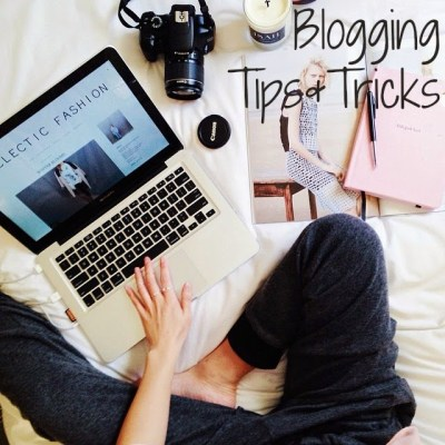 Blogging Tips and Tricks: Managing your email