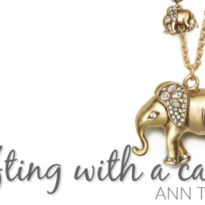Gifts that Give Back: Ann Taylor