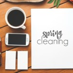 Saturday's Something Good: Spring Cleaning