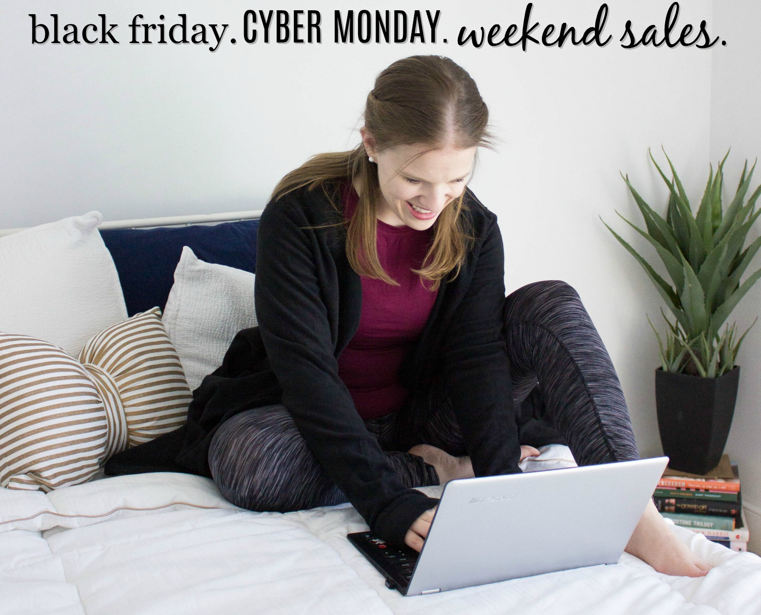 Thanksgiving Weekend Sales: Black Friday to Cyber Monday | Something Good