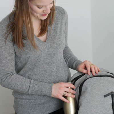 How to Pack Your Carry On with Everlane