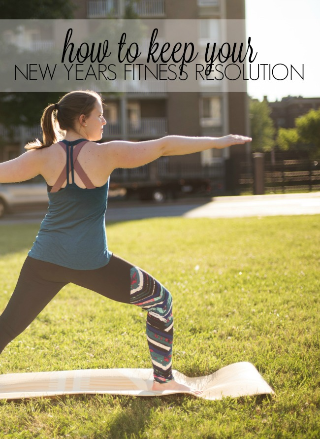 How to Keep Your New Years Fitness Resolutions | Something Good