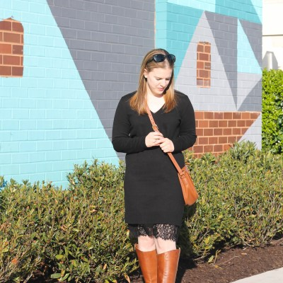 The Joe Fresh Sweater Dress