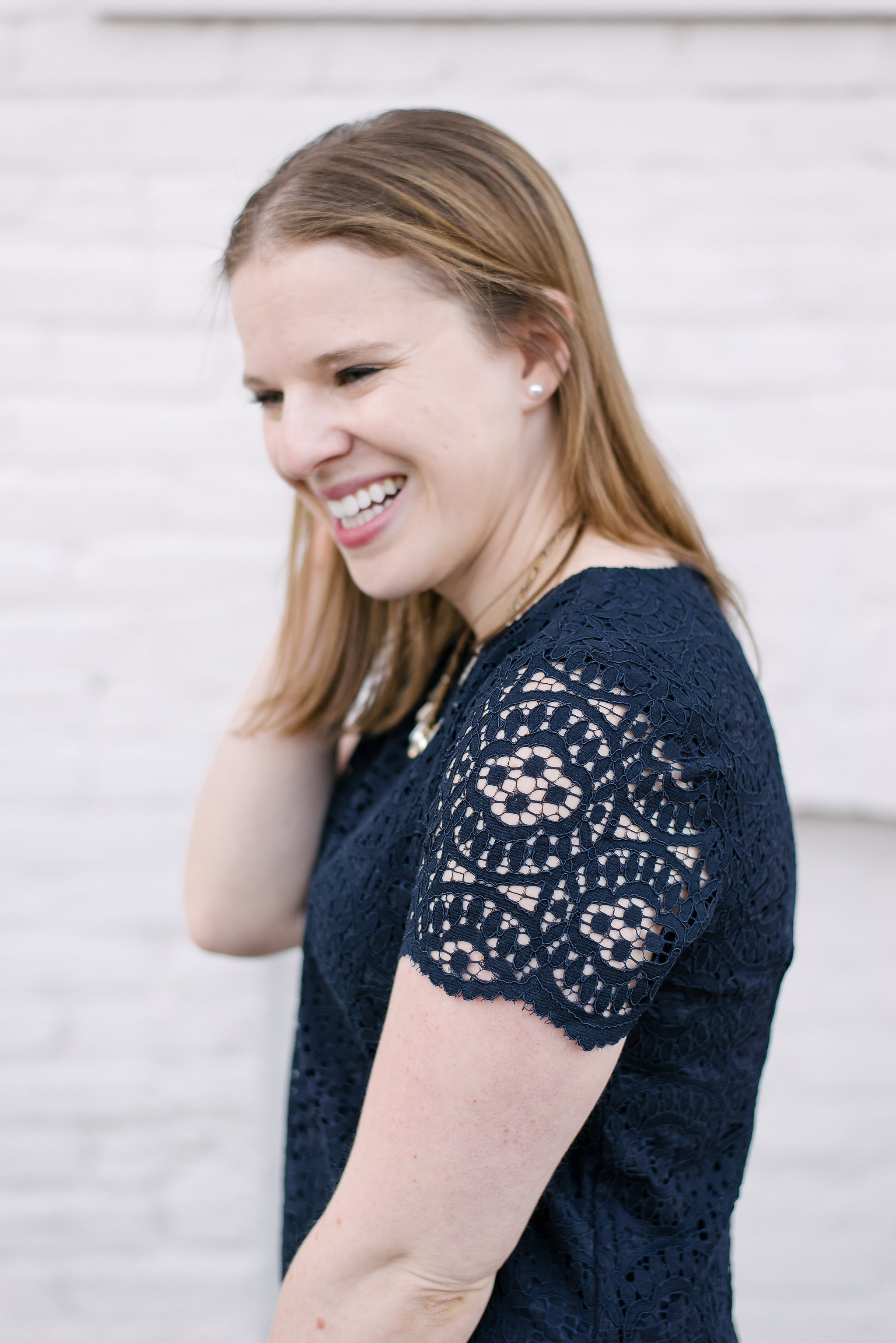 The Best Dresses to Wear to a Wedding | Something Good, @danaerinw , navy lace dress