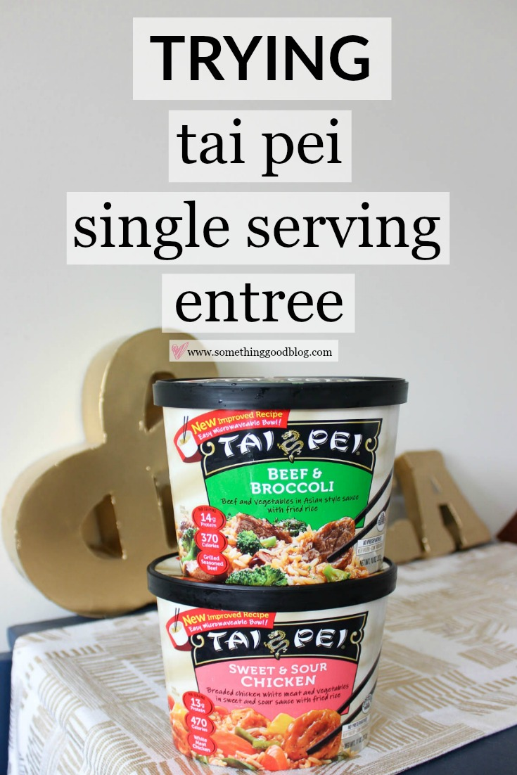 How I'm Making My Weekend Meals A Little Easier With Tai Pei | Something Good