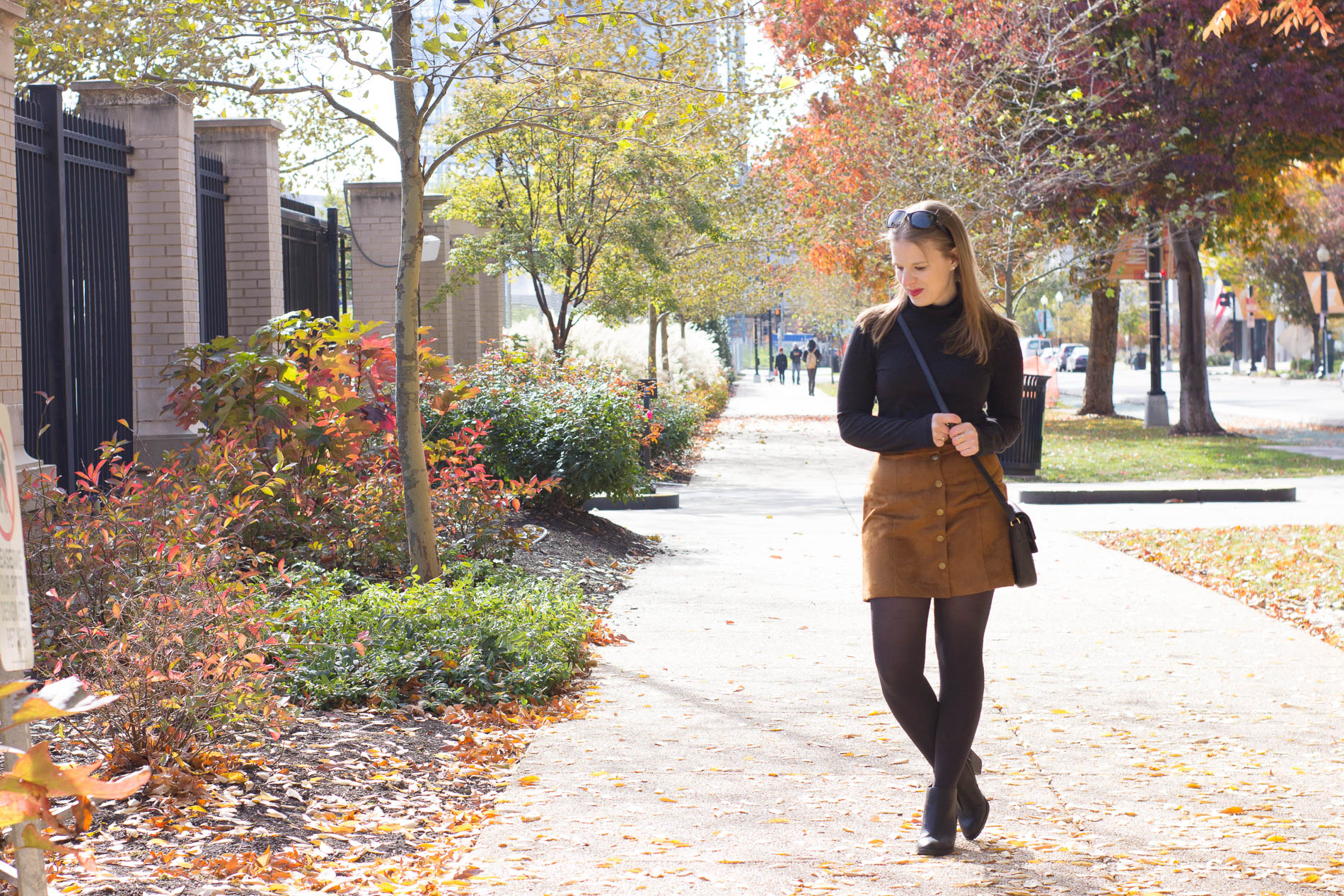 What to Wear to a Friendsgiving | Something Good, @danaerinw ,