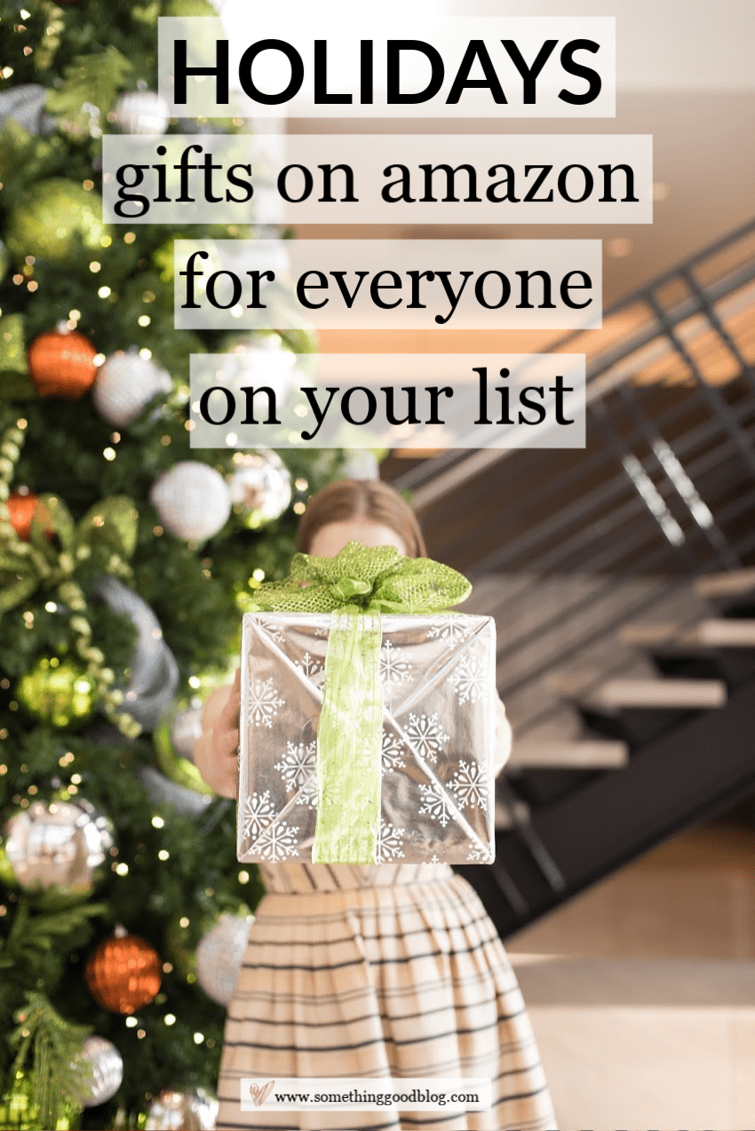 74af05e2bf What Gifts to Buy on Amazon Prime For Everyone On Your ListSomething Good