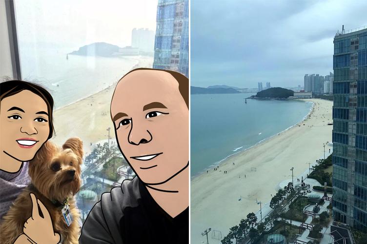 Haeundae Beach In Busan South Korea Somethingjam