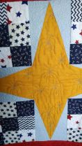 patriot's star detail