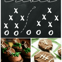 50 Sweet Football Treats