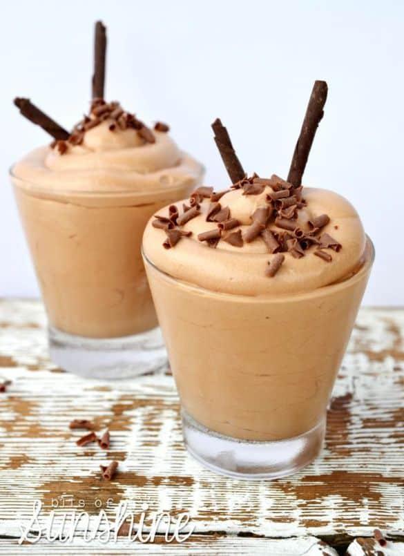 Triple Chocolate Mousse Tart