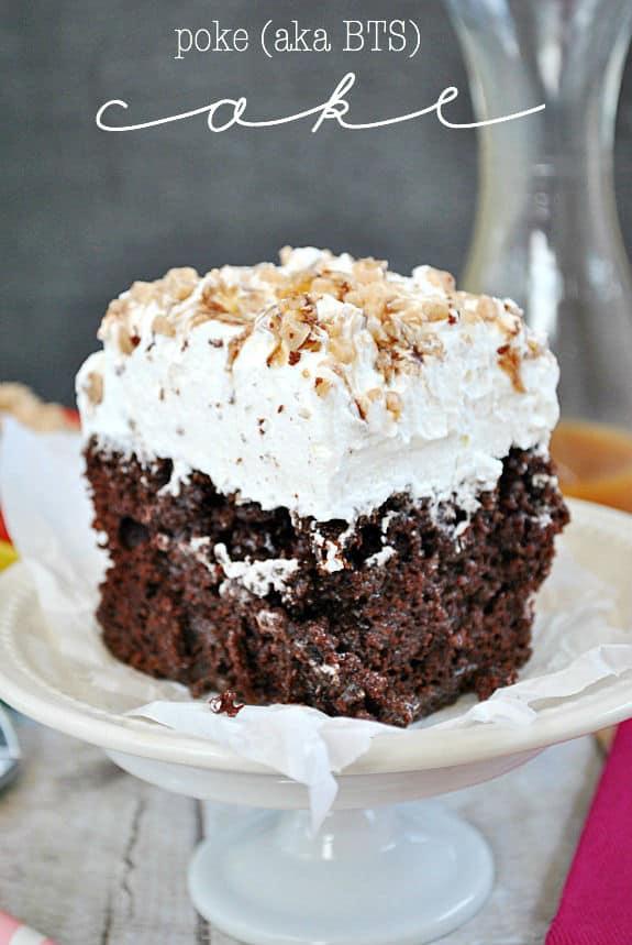 Cake Recipe With Heath Bits