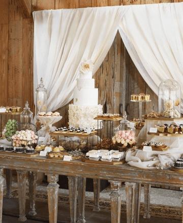 Blake Lively's Barn Wedding