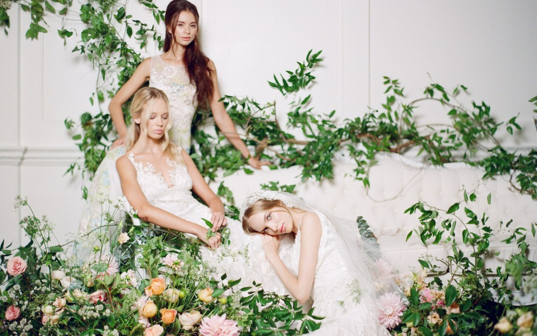 Something Vintage for the Claire Pettibone Spring Collection