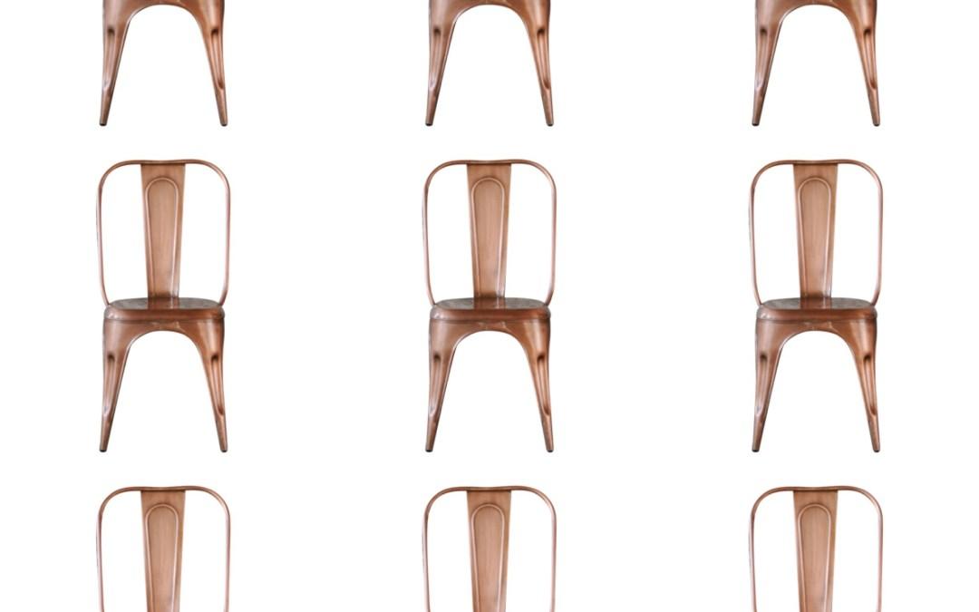 SNEAK PEAK || Lincoln Copper Chairs