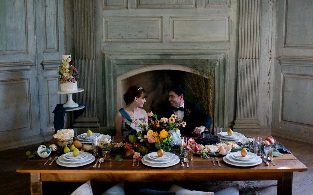 An Intimate Wedding, Locust Grove VA || Germanna Foundation