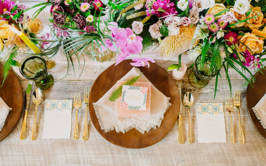 2018 Wedding Trends:  Boho || Something Vintage Boho Collection