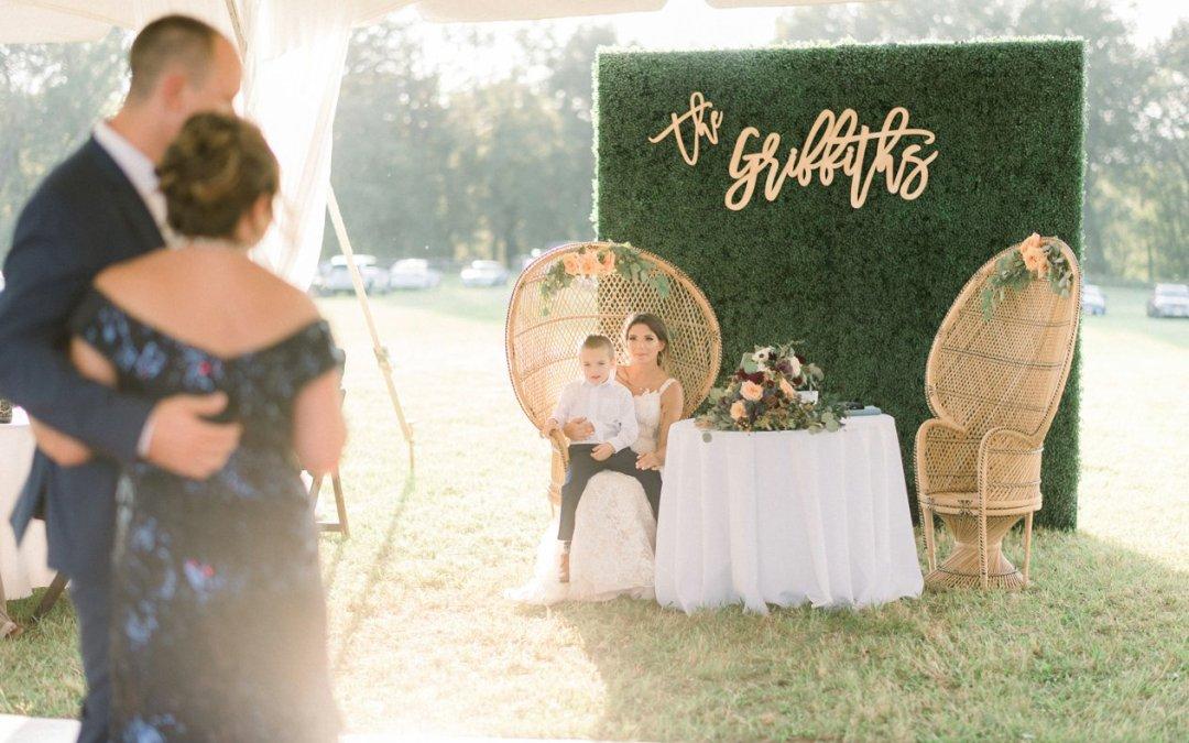 Brandi + Keith    A Fun-Loving October Wedding in Huntingtown, MD