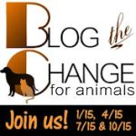 Blog the Change for Animals – Consistently