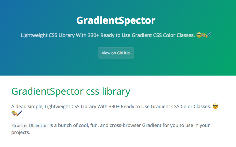 12 Wonderful CSS and JavaScript Libraries • SomeWhat Creative