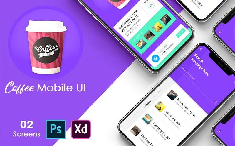 Trading App Ui Kit Concept