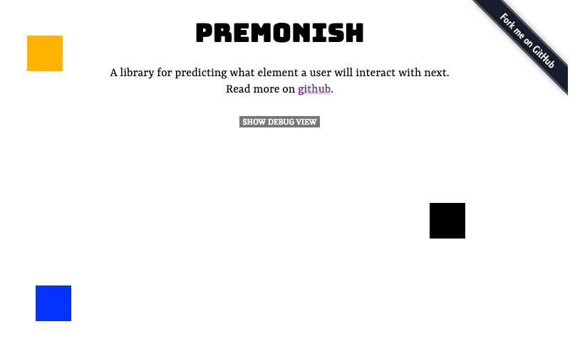 Premonish