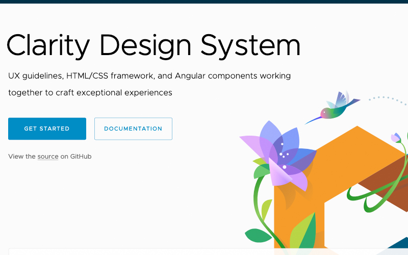 Clarity Design System