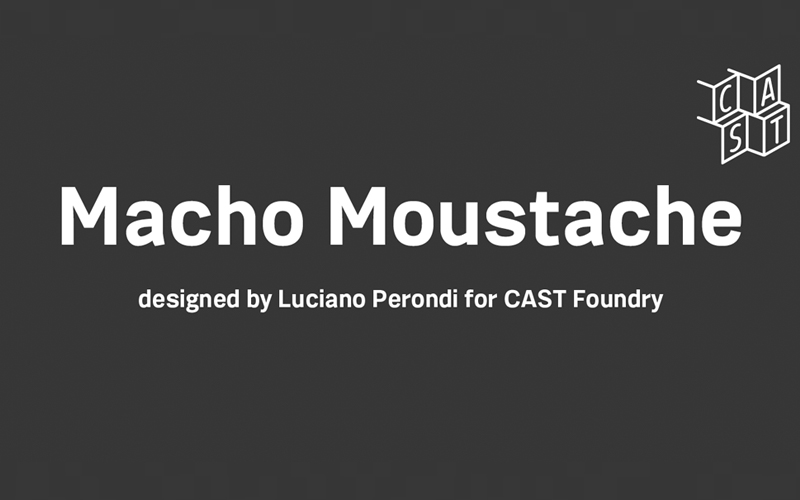Macho Moustache
