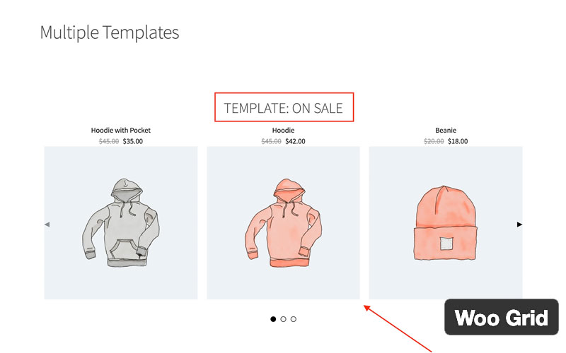 Woocommerce Products Grid Builder Woogrid