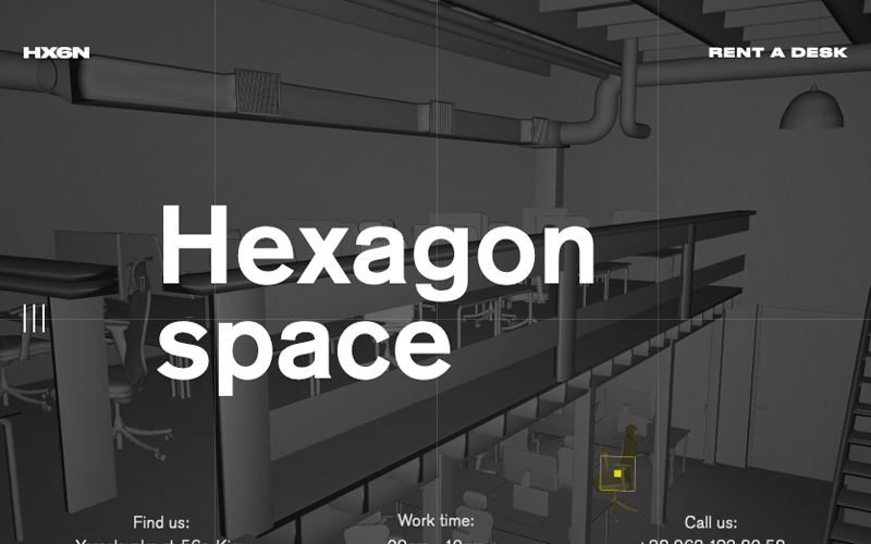 Hexagon Space