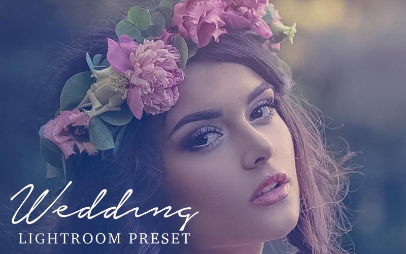 Wedding Lightroom Preset