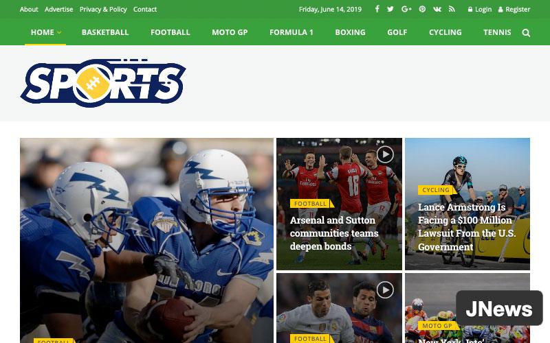Jnews Sports News