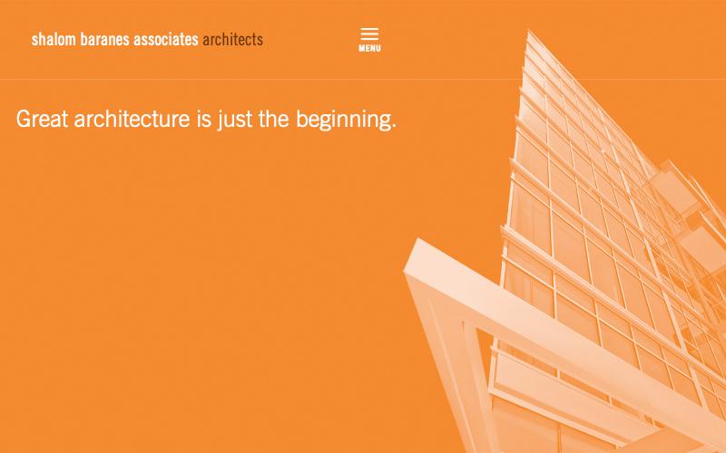 Shalom Baranes Associates Architects