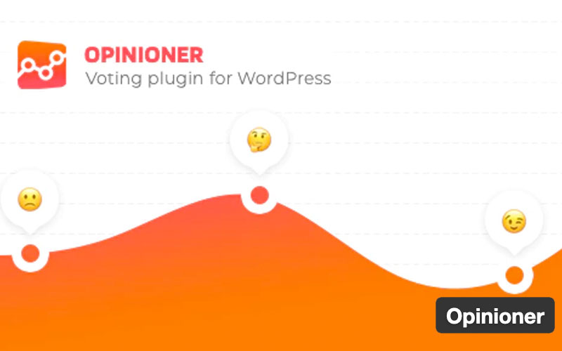 Opinioner WordPress Plugin Voting