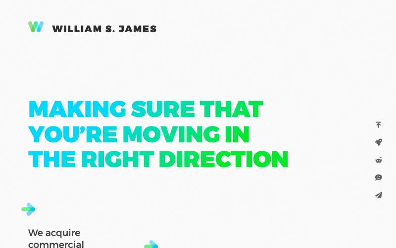 William S. James