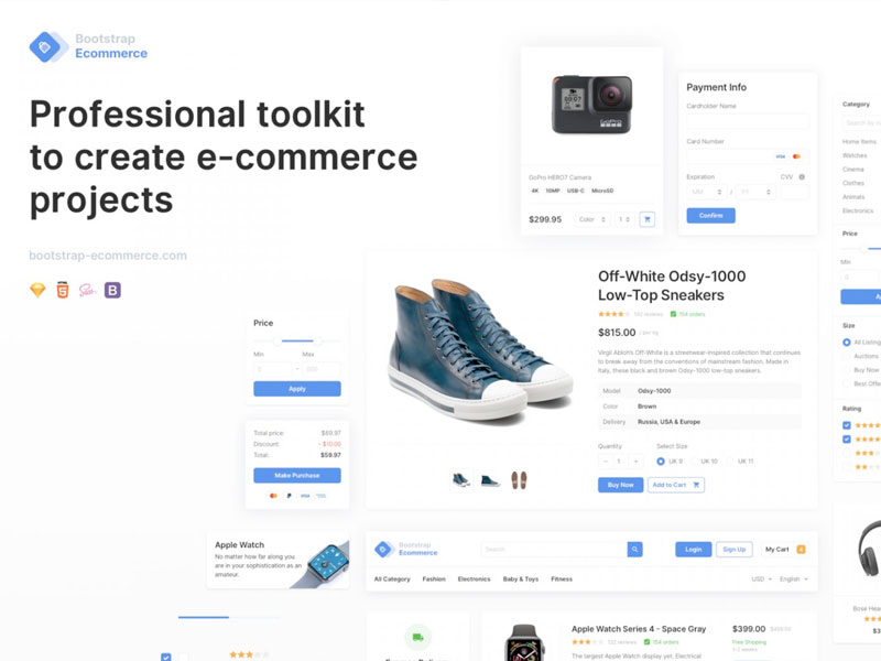 Design System For E Commerce Projects