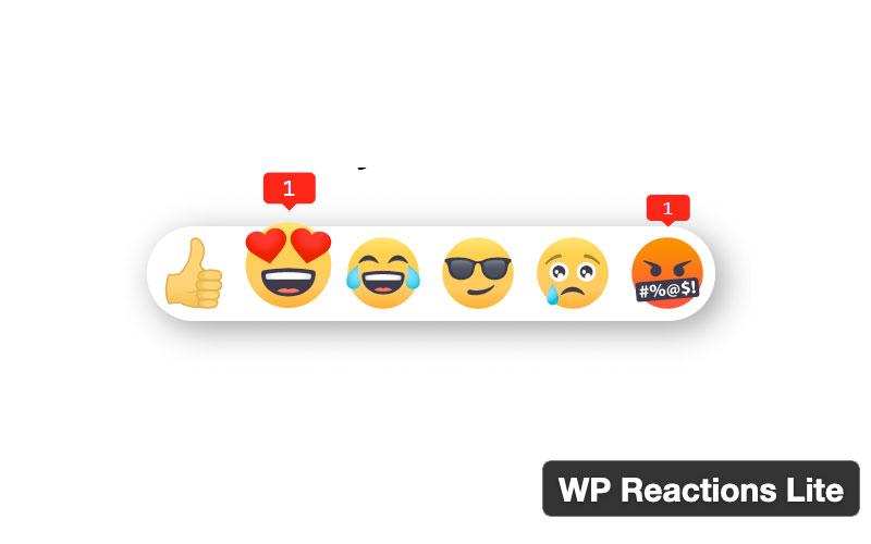 Wp Reactions Lite