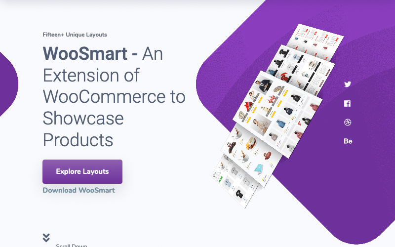 Woosmart Is An Extension Of Woocommerce To Showcase Products