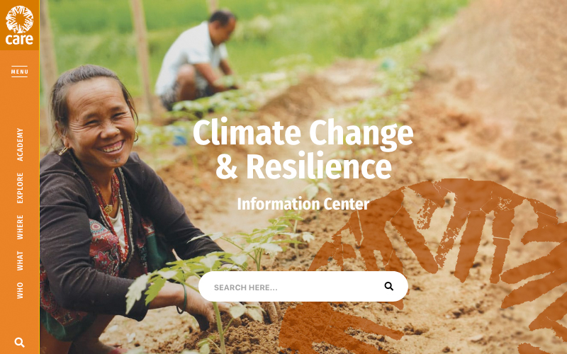 Care Climate Change & Resilience