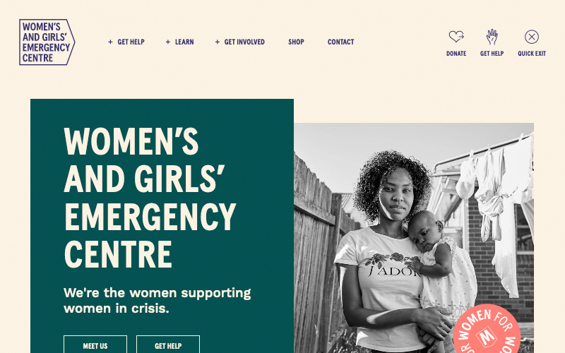 Wagec Women's And Girls' Emergency Centre