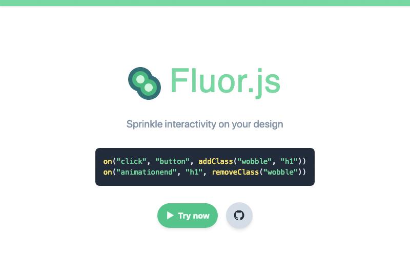 Fluor.js